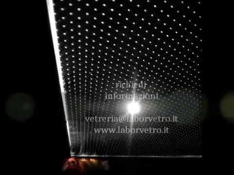 il vetro antiscivolo trasparente certificato youtube