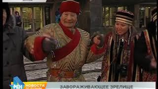Мужской ёхор станцуют впервые в Иркутске в честь Сагаалгана