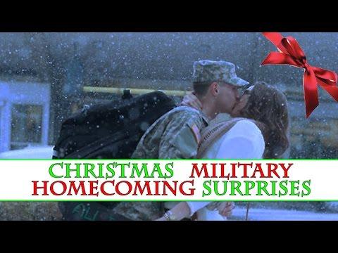 Christmas Military Homecoming Surprises streaming vf