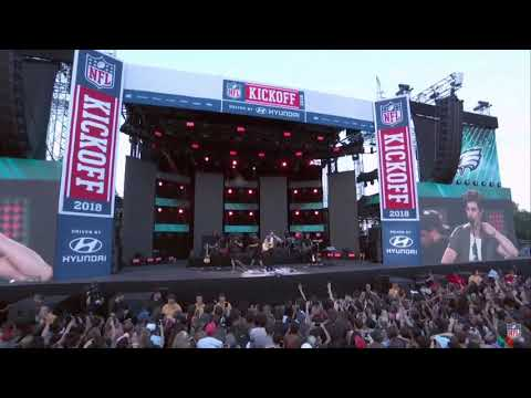 Shawn Mendes - Lost In Japan (NFL 2018)