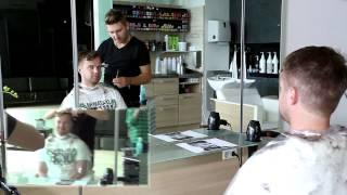 Fryzury piłkarzy - Gerard Piqué