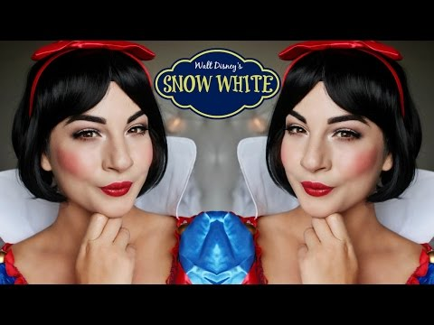 Snow White Makeup  | Halloween Tutorial