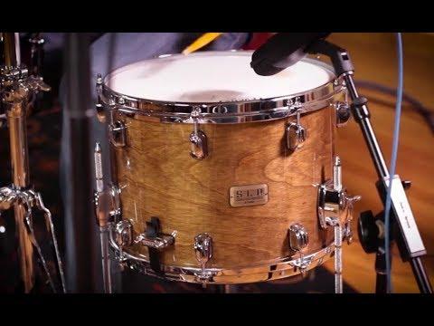 TAMA S.L.P. Duo Birch Snare Drum -LBH1410L