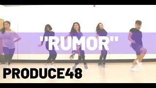 Produce48 - 'Rumor' / By Love K-Pop Dance London / @lovekpopdancelondon