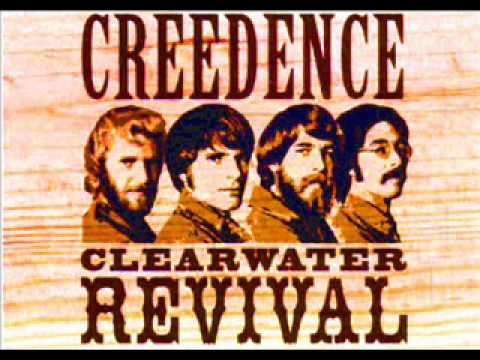 Creedence Clearwater Revival  I Heard It Through The Grapevine