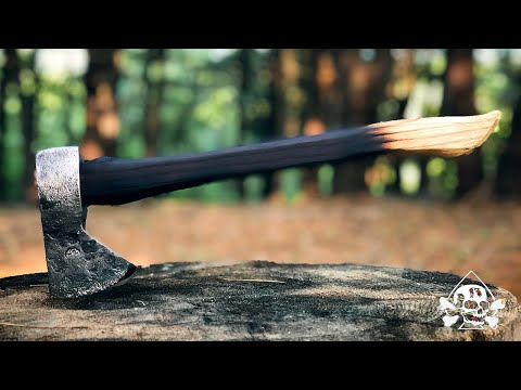 How to Make the Best Hatchet. Probably.