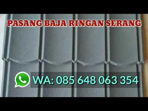 Harga Atap Baja Ringan Ngawi Wa 085 648 063 354 Kota Serang