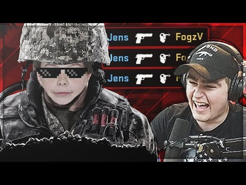 JENS ER RANKED UP OG SMADRER TEAMET! - CS:GO GLOBAL COMPETITIVE MED JENS