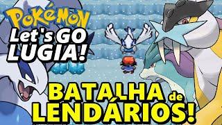 LUGIA, SUICUNE & RAIKOU - Pokémon Let's Go LUGIA! (Detonado - Parte 6)