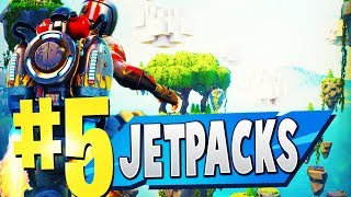 TOP 5 BEST JETPACK Creative Maps In Fortnite | Fortnite Jetpack Map Codes