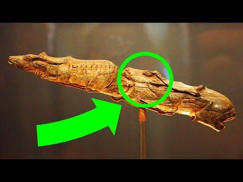 7 Археологических Открытий, Которые Ученые Не Могут Объяснить