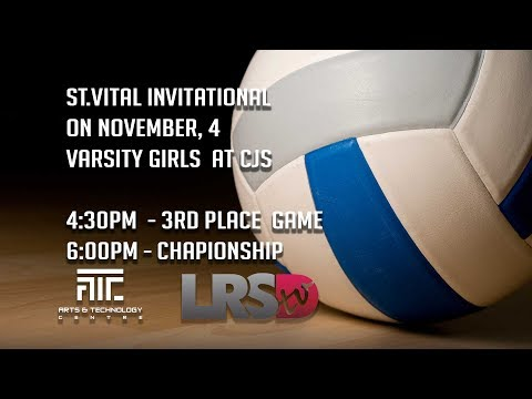 St.Vital Invitational Varsity Girls Volleyball
