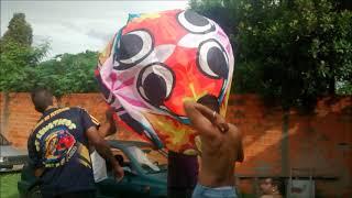 Revoada de Balão - Festa 12 anos Balucaloco - Filmagem Costa e Silva