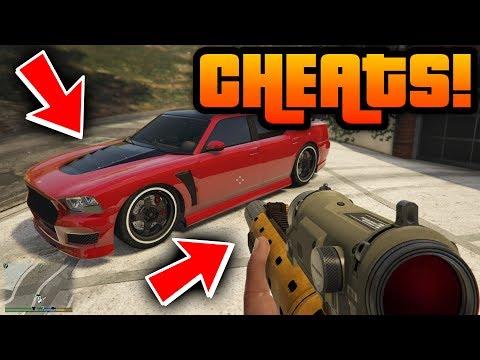 "GTA : ""ALL CHEAT CODES !"" - PS, Xbox One & PC! [Cheats] (Grand Theft Auto : All Cheats)"