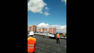 Вертолёт над Щёлково