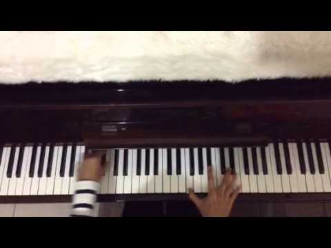 Raisa - Mantan Terindah - Piano Cover + Lirik + Chords