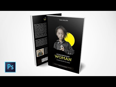 How to Design a Book Cover in Illustrator - Adobe Illustrator tutorial thumbnail