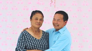 When your Hmong parents are too shy to do poses