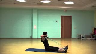 Упражнения  для рук, плеч, спины (2)(На http://fitnessmirror.com/ загружайте бесплатно книгу