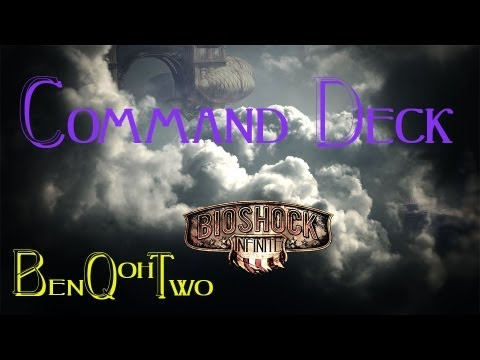 Command Deck (Barge Battle) Walkthrough - BioShock Infinite