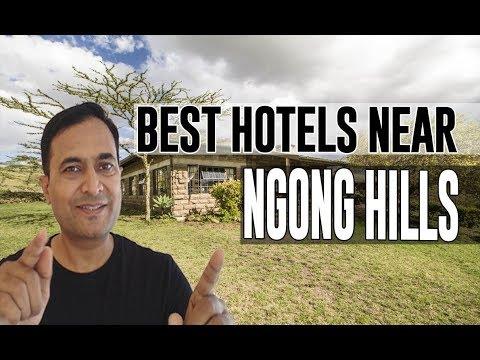 Best Hotel   Accommodation near Ngong Hills, Nairobi