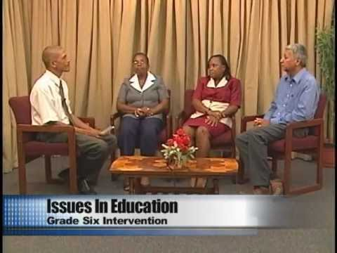 Issues in Education: Episode 1: Grade Six Intervention