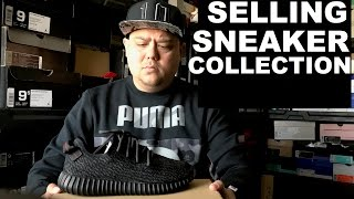 SELLING MY SNEAKER COLLECTION