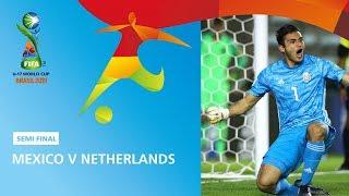Mexico V Netherlands Highlights   Fifa U17 World Cup 2019 ™