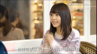 AKI'S CAFE 2016 01 10 Not complete Miyawaki Sakura Thailand Fanclub