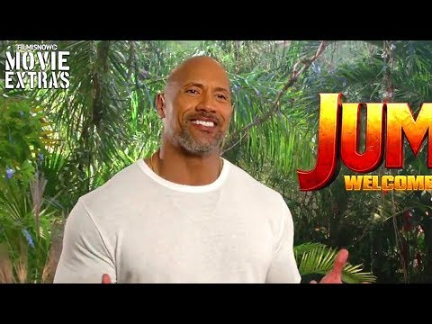 Download Youtube: Jumanji: Welcome to the Jungle (2017) Dwayne Johnson