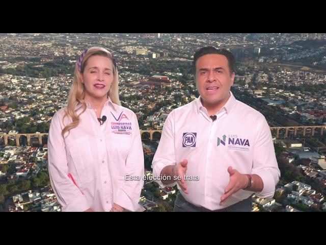 Inicia campaña Luis Nava por la Presidencia Municipal de Querétaro