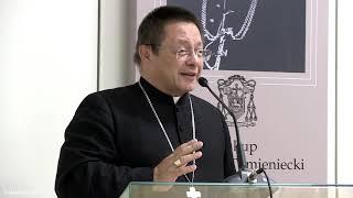 Abp Grzegorz Ryś na rozpoczęcie sesji poświęconej małżeństwu i rodzinie