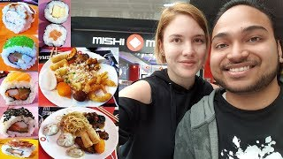 Best all you can eat restaurant in Bucharest | Mishi Mishi Restaurant | Japanese Restaurant