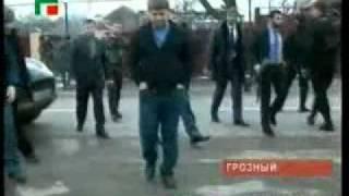 В Грозном убит член нвф 2