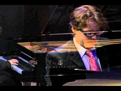 W. A. Mozart Piano Sonata in B-flat Major, K. 570,  Konstantin Soukhovetski New Orleans Competition
