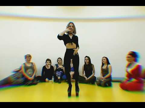 Grivina - Я хочу . Strip Goloseeva Antonina