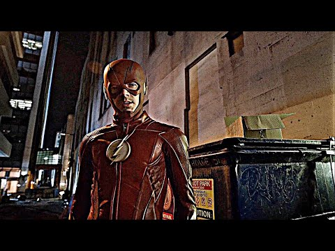 "The Flash : 3x19 - ""Once and Future Flash"" [4K ULTRA-HD] The CW"
