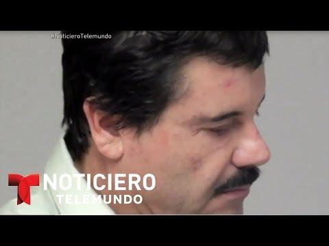 Aumenta violencia en estado donde fue recapturado El Chapo | Noticiero | Noticias Telemundo