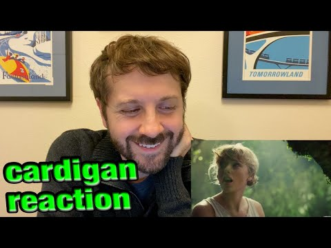 Taylor Swift - cardigan (Official Music Video) REACTION