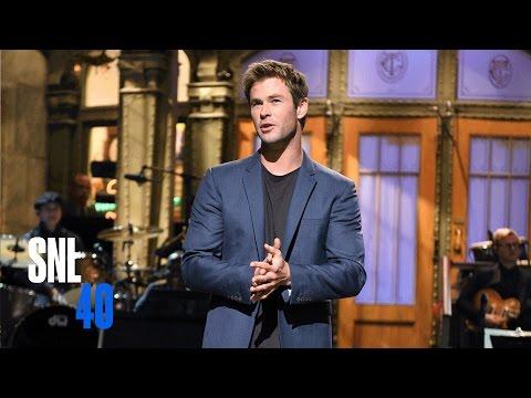 Chris Hemsworth Monologue - SNL