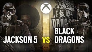 [BR] JACKSON 5 vs. BLACK DRAGONS   Play Day #2   EliteSix S02 (XBOX)