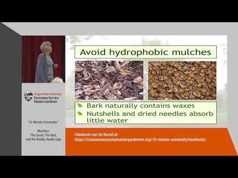 Mulches: The Good, The Bad, And The Really, Really Ugly