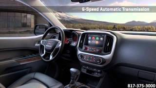 New 2016 GMC Canyon Classic Buick GMC Arlington TX Fort Worth TX