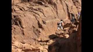 An Attitude for Altitudes, Climbing the Musa Mountain   Egyptolution.com