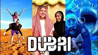 CÙNG ĐI DUBAI VỚI CHỊ BÁNH BAO!!!