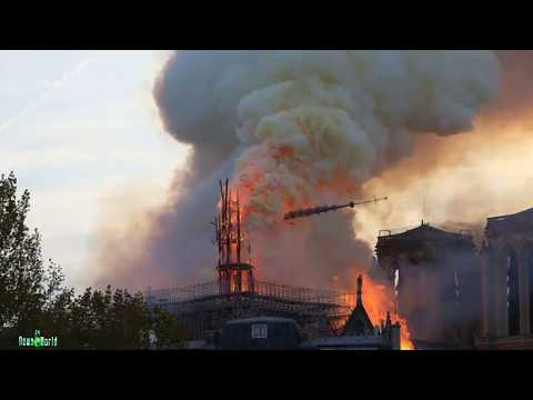 What caused the Notre Dame Cathedral fire What we know about damage at the historic landmark