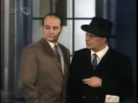 Gert Voss - Best Of - Der Kaufmann von Venedig (Szene 1)