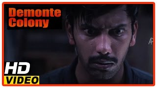 Demonte Colony Tamil Movie | Scenes | Arulnithi & friends checks the naadi astrologer