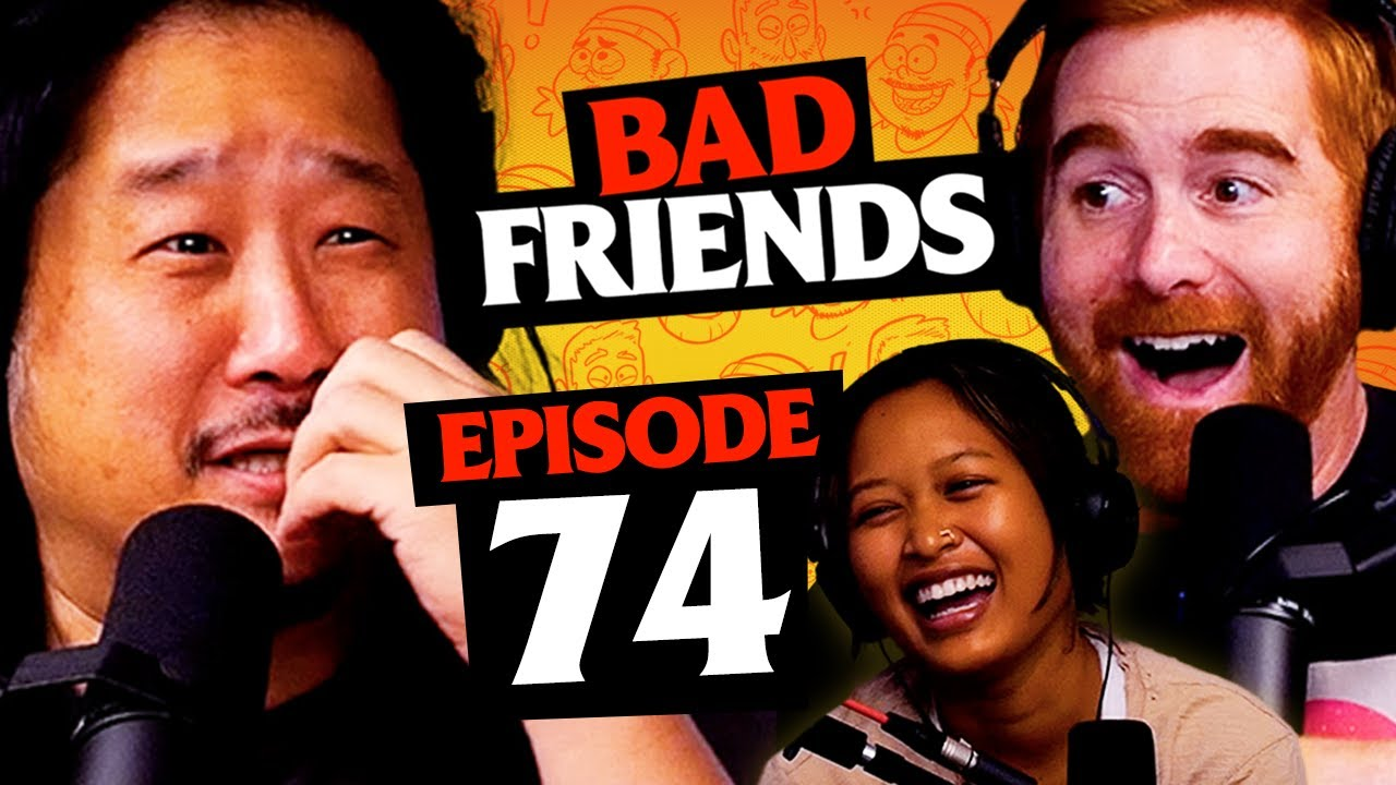 Rudy's Stand Up Debut | Ep 74 | Bad Friends
