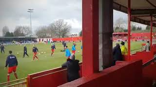 Alfreton Town 1-3 York City | Matchday Experience